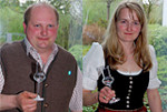 Andreas und Monika Steiner
